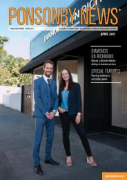 Ponsonby News April 2017 Cover