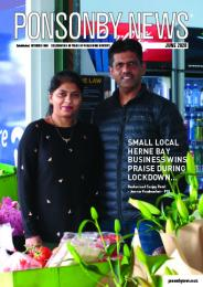 Ponsonby News June 20 Cover